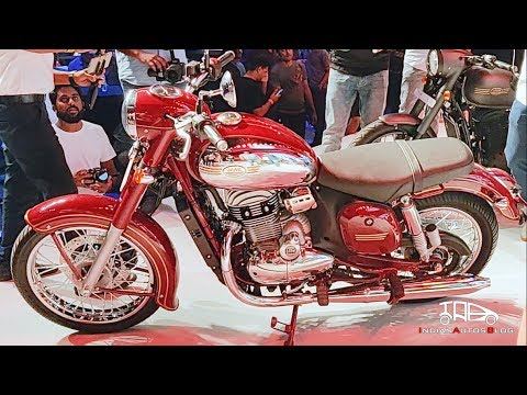 The All-new Jawa Launched In India | First Look | Walk-around, Details & Prices