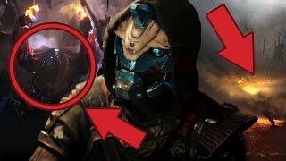 Destiny 2 Teaser Trailer SECRETS, Analysis and Important Details
