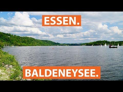 Der Baldeneysee in Essen: Segeln und Schwimmen | checkpott ...