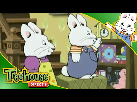 Max & Ruby: Max Cleans Up / Max's Cuckoo Clock / Ruby's Jewelry Box - Ep.7