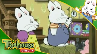 Max & Ruby - Max Cleans Up / Max's Cuckoo Clock / Ruby's Jewelry Box