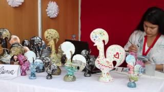 35ª mostra de Artesanato e cerâmica