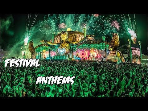 Iconic Festival Anthems