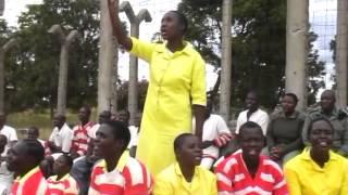 Zimbabwe Prison choir