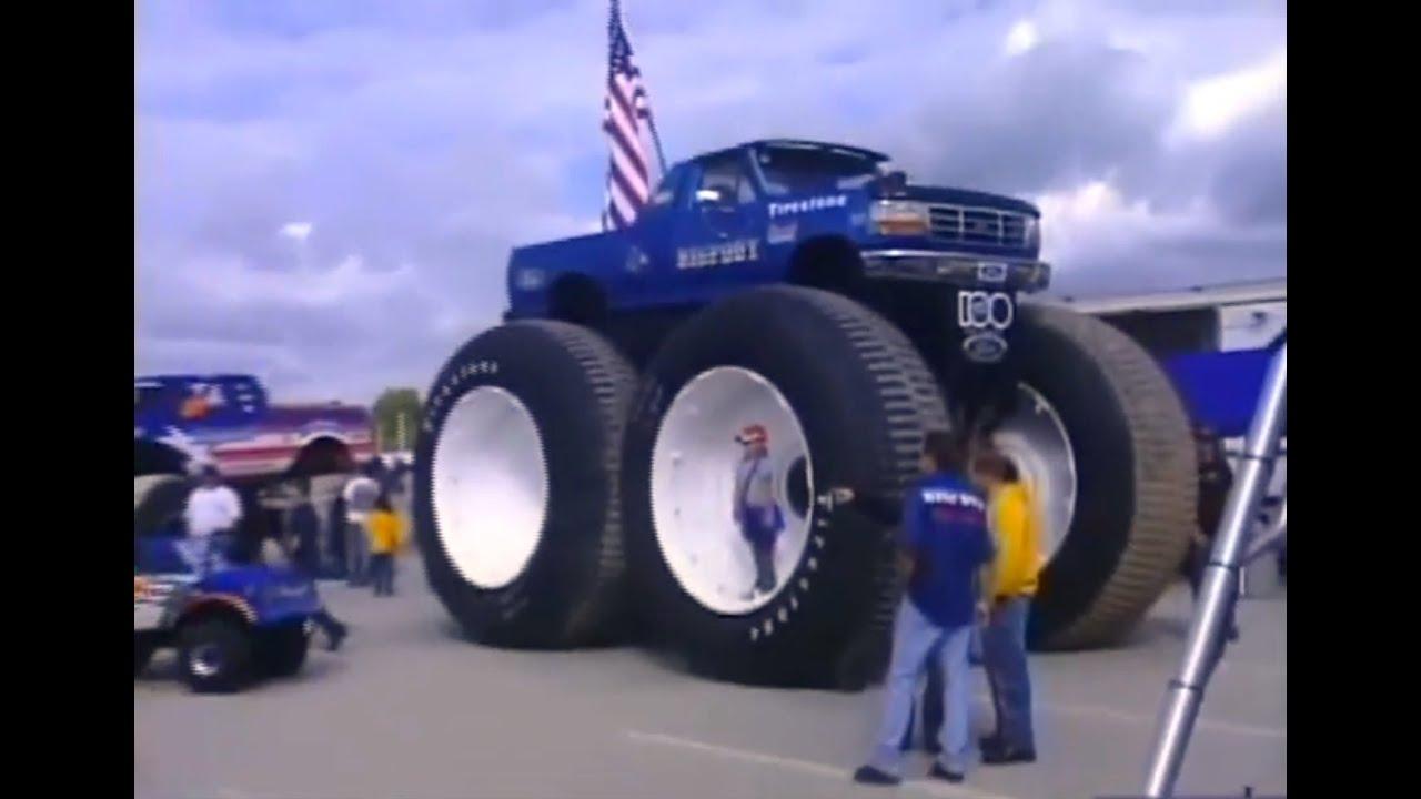 4-Wheel Jamboree Monster Trucks: Indianapolis 2006 - YouTube