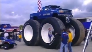 4-Wheel Jamboree Monster Trucks: Indianapolis 2006