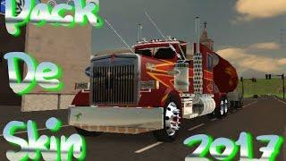 GTS Grand Truck Simulator (pack de skin Peterbilt estilo KW )