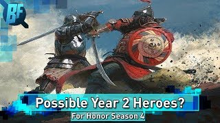 For Honor Year 2 Speculation: Ancient Hindu Warriors?