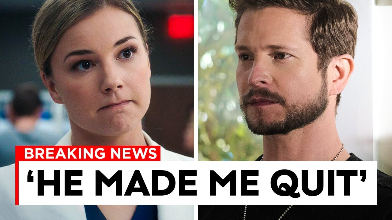 Download Emily Van Camp LEFT The Resident For SHOCKING Reasons!