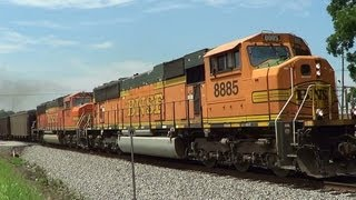 SD70 Show MACs with an ACe pusher 7 10 13