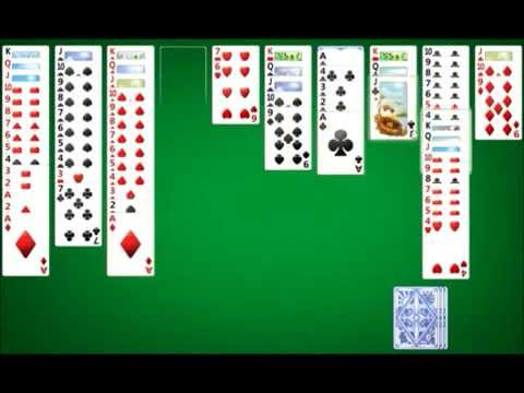 Spider Solitaire Gameduell