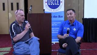 2019 USCCE Summit - Frank Serratore Interview