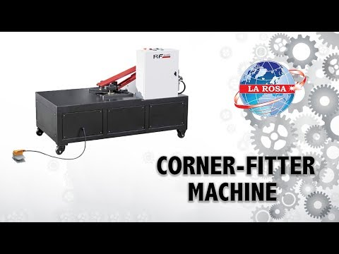 TDF CORNER-FITTER MACHINE - CM-1