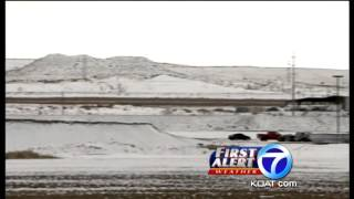 Snows help New Mexico with drought