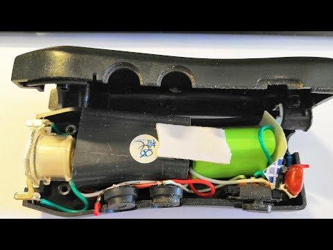 Чиним электрошокер 618 Type
