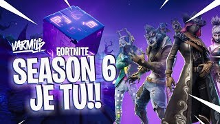 Record SEASON 6 IS HERE! We buy a new battle pass! Fortnite Battle Royale