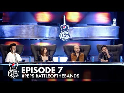 Episode 7 - #PepsiBattleOfTheBands