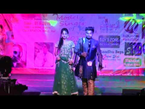 Model & singer of the year2016 Amritsar