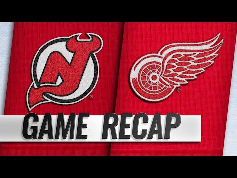 Special teams power Red Wings to third straight win