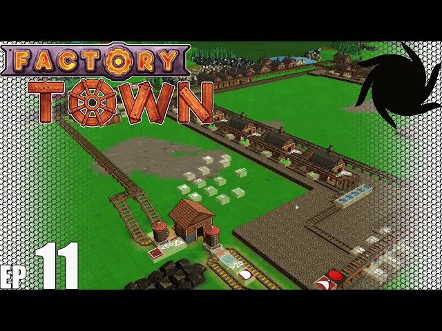 Factory Town Grand Station - 11 - Completed Test Loop