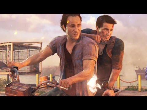 COMME DANS UN FILM D'ACTION ! | Uncharted 4 #14