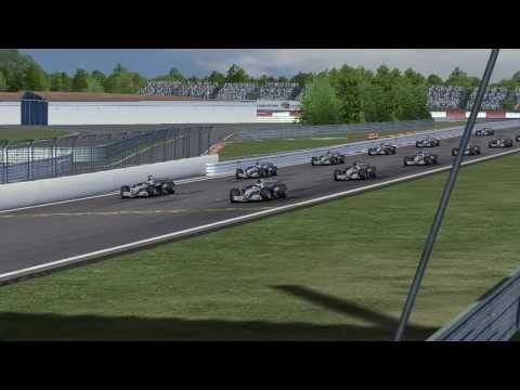 AGz RFactor Damaboo (Best Online Racing Experience)