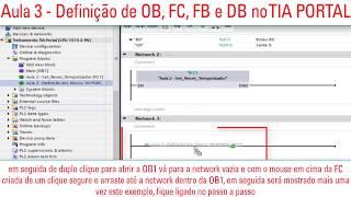 Download Definição De Ob Fb Fc Db Em Programação Plc Clp