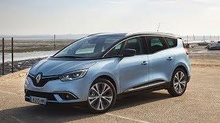 Renault Grand Scenic 2018 Car Review