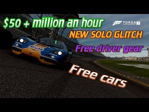 how to get gtr forza edition fm7
