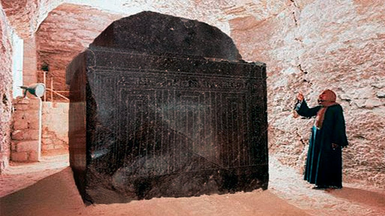 15 Most Mysterious Discoveries Made In Egypt Youtube