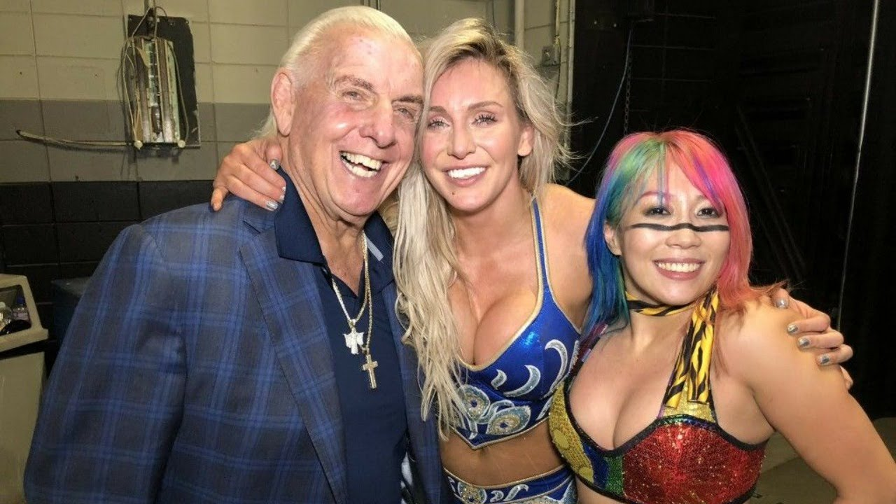 Ric Flair Opens Up On Charlotte's Passionate RAW Promo