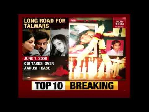 Aarushi's Parents Exclusive Interview From January 2011