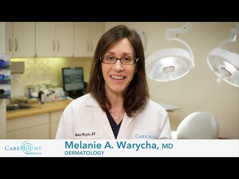 CareMount Medical board-certified dermatologist, Dr. Melanie Warycha, discusses the risk factors and treatment options associated with psoriasis.