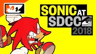 Livetweeting the Sonic the Hedgehog Panel at the San Diego Comic Con! - Tails' Channel
