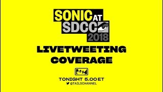 Livetweeting the Sonic the Hedgehog Panel at the San Diego Comic Con! - Tails