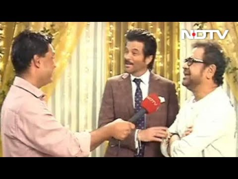 What Bonds Anil Kapoor and Director Anees Bazmee