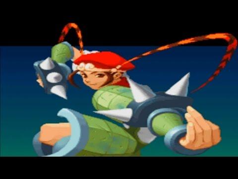 Red Earth - Mai Ling (Arcade)