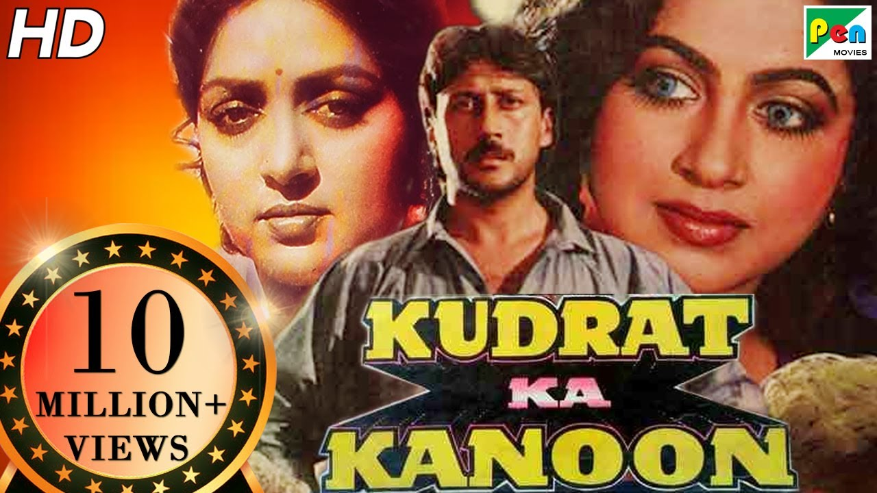 Download Kudrat Ka Kanoon | Full Hindi Movie | Jackie Shroff, Beena Banerjee, Hema Malini, Raza Murad