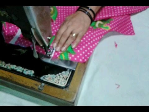 Kameez cutting and stitching in hindi