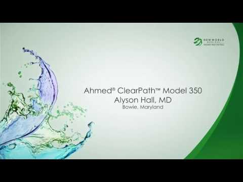 Alyson Hall, MD ClearPath 350 Implantation surgery