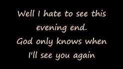 I'm Alright Lyrics by Jo Dee Messina
