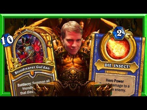 Bloodreaver Gul'dan Is Amazing In Quest Warrior