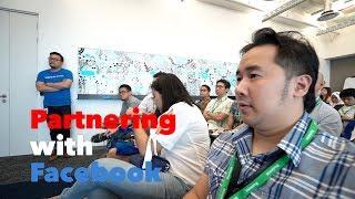 DennySantosoTV EP24 - Partnering with Facebook