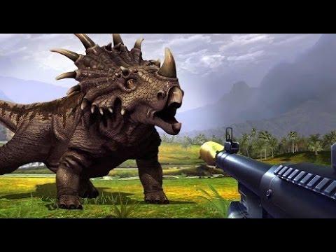 Dino Hunter 1 Hour Dinosaurs Killing Part 2