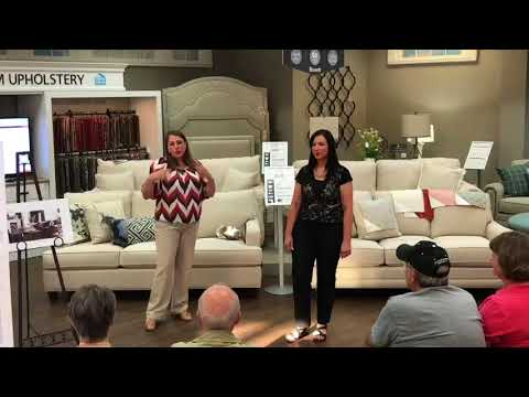 HGTV HOME by Bassett Furniture Design Class