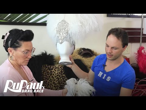 RuPaul's Drag Race (Season 8 Ep. 8) | SPOILER ALERT!! Whatcha Packin' w/ Michelle Visage | Logo