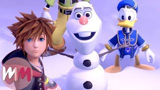 Top 10 Video Games That Would Make Great Disney Movies