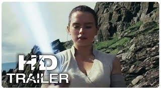 Star Wars 8 The Last Jedi Rey & Lightsaber Trailer (2017) Mark Hamill, Daisy Ridley Sci-Fi Movie HD