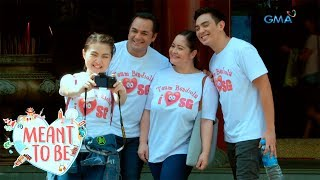 Meant to Be: Singapore escapade