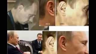 Двойники Путина (найди отличие) Путина подменили, и не только его